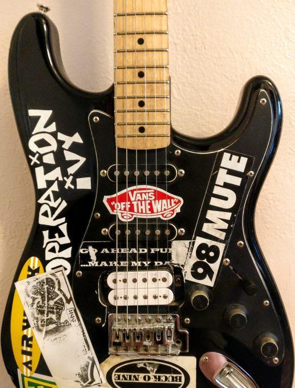 1995 Mim Fender Stratocaster Squier Series