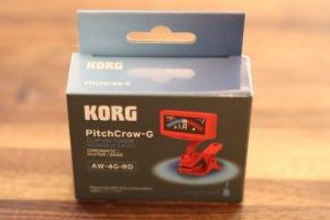 Korg Pitchcrow Tuner