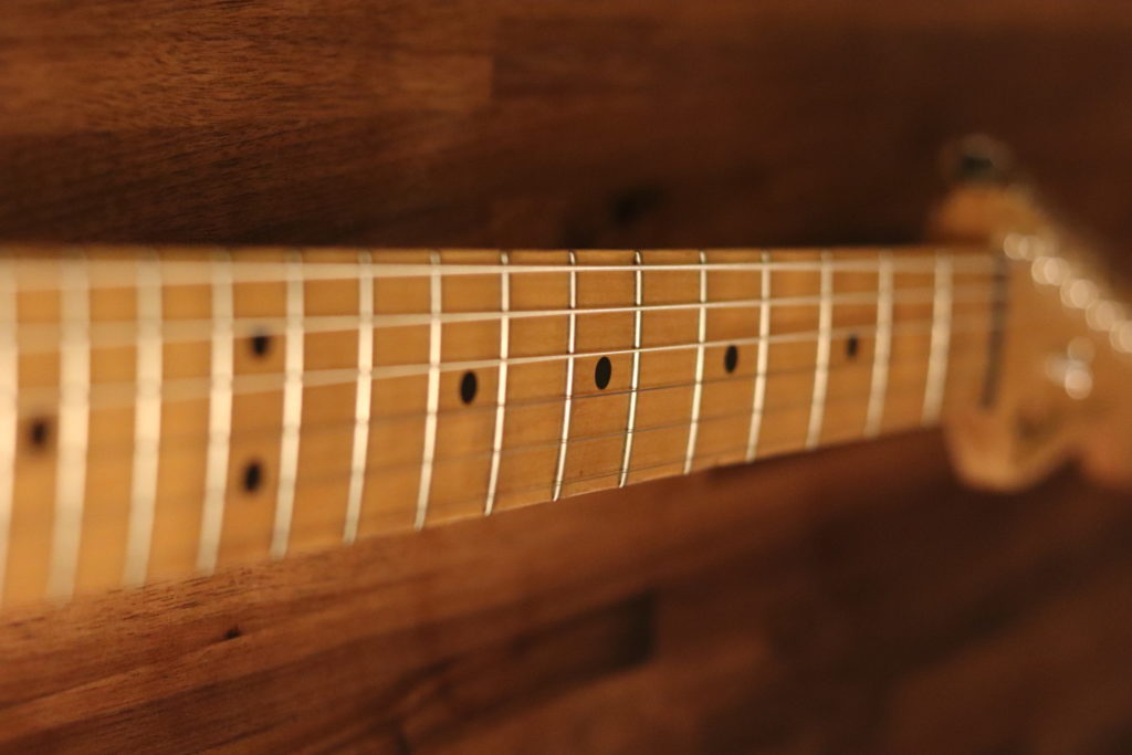 Guitar Neck Mods and Repair