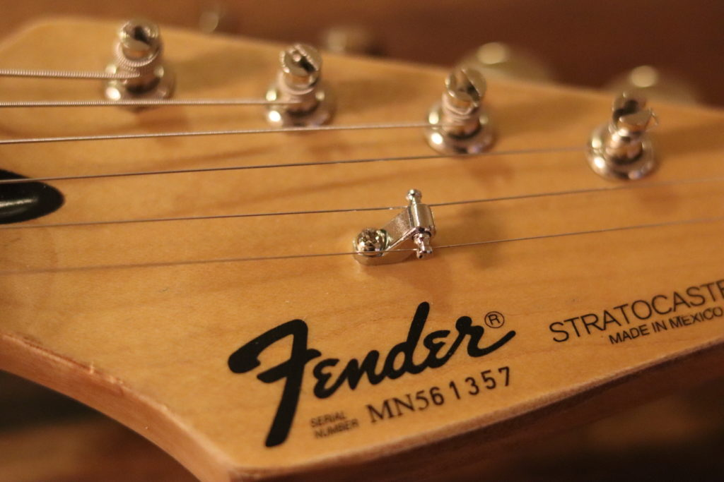 Fender Squier Series Stratocaster Guitar Neck Mods and
