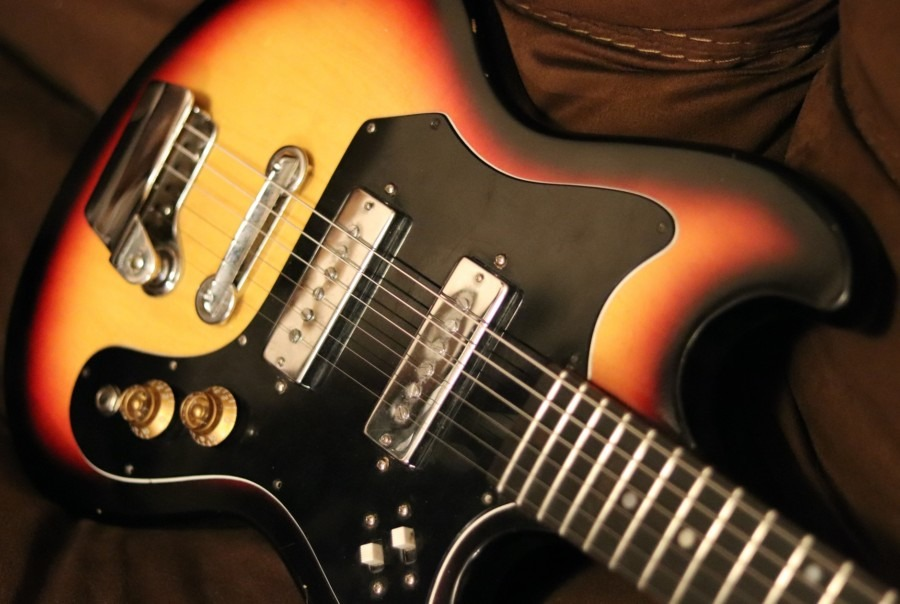 Global Teisco Guitar
