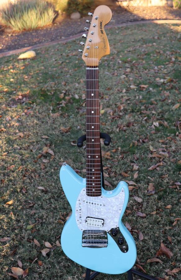 Fender Jagstang 2002